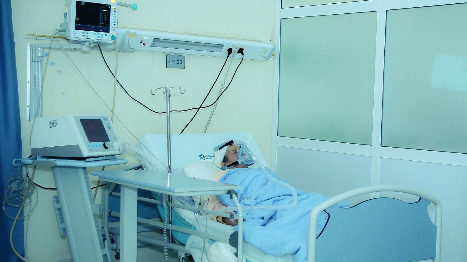 Unité de soins intensifs de Pneumologie (USIP)