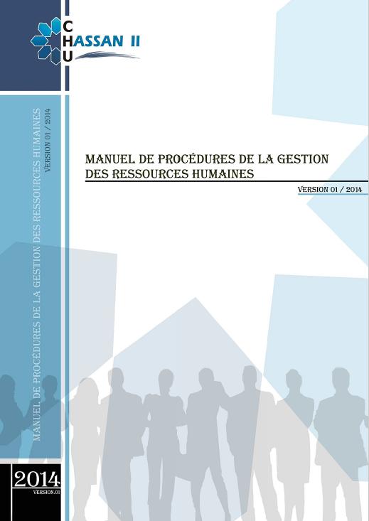 Manuel de procédures de la gestion des ressources humaines
